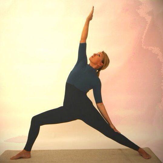 Luci Trendle Yoga Teacher