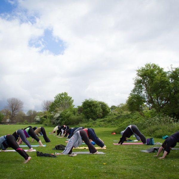 Circular Flow Yoga