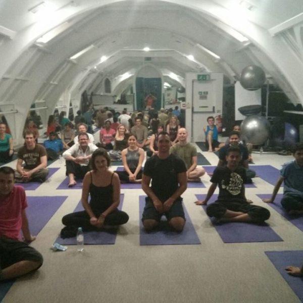 Creative Yoga London