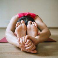 The Flying Yogi