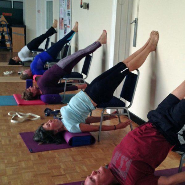 Iyengar Yoga Wendy Newell