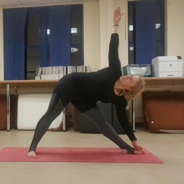 Irena Yoga Pembrokeshire