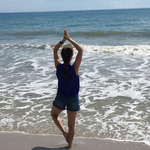 Nita's Yoga/Tree Pose