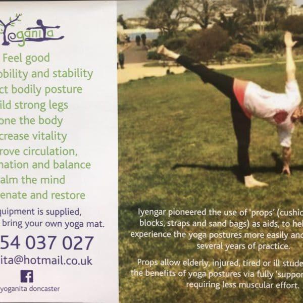 Iyengar Yoga