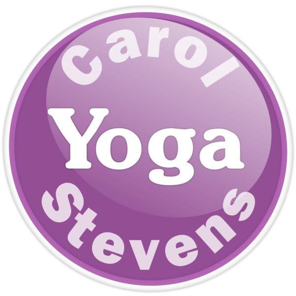 Carol Stevens Yoga – Logo