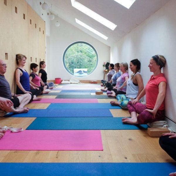 Iyengar Yoga Studio West Bridgford