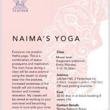 Naima's yoga