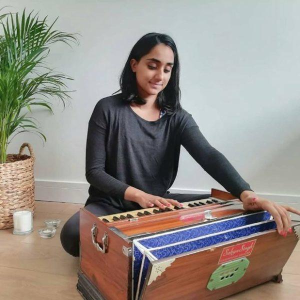 Neetu – the yoga teacher
