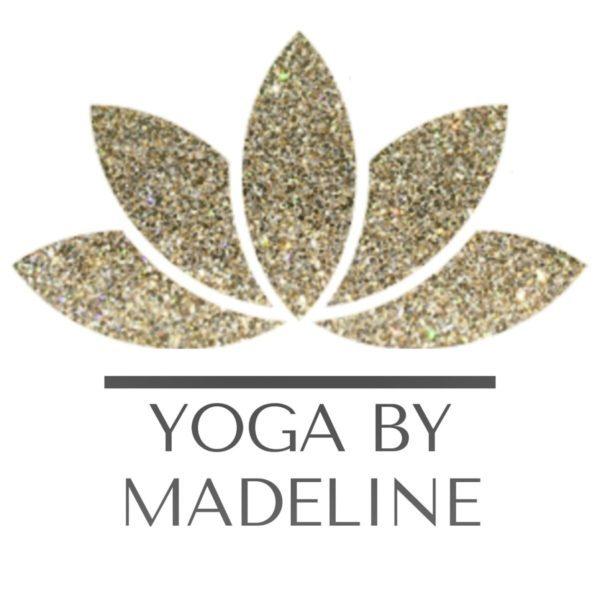 Yoga By Madeline Logo