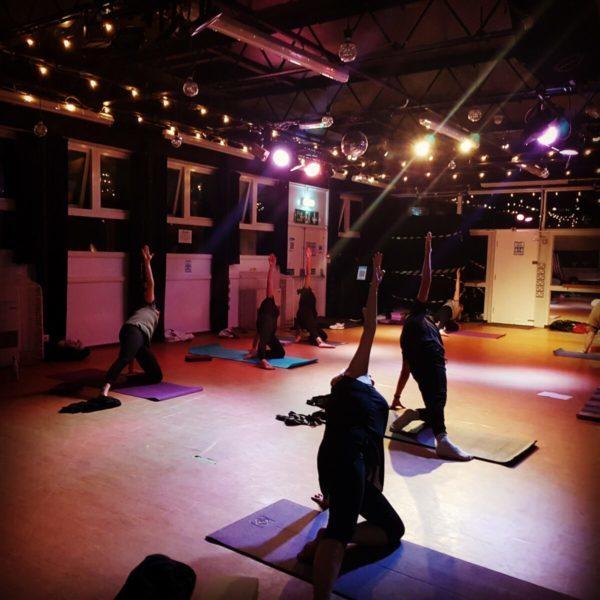 Yinyang kundalini & regular Hatha Yoga at Fairkytes/online
