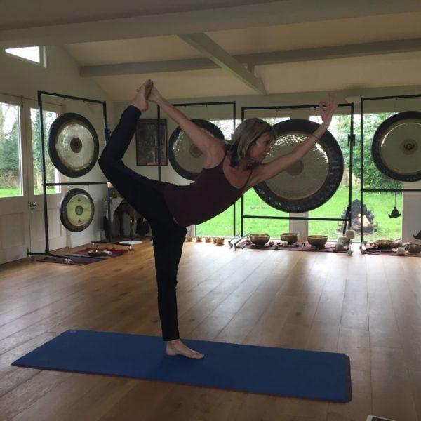 Yoga and gongs
