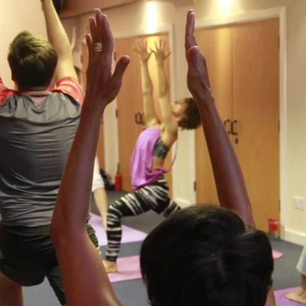 Yoga Worcester Park