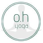O.H Yoga Logo
