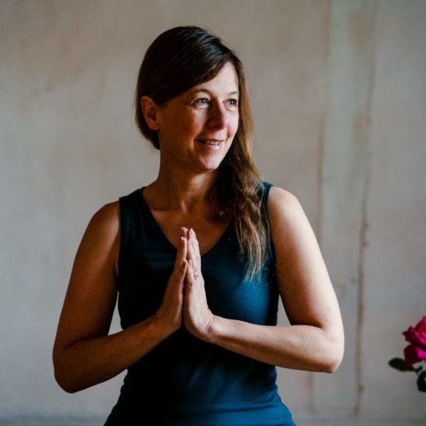 Philippa Gray, Hatha yoga teacher