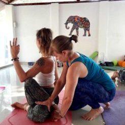 Linda Bevin Yoga