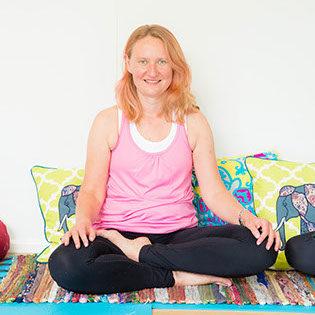 Sharon Carter – Yoga Teacher