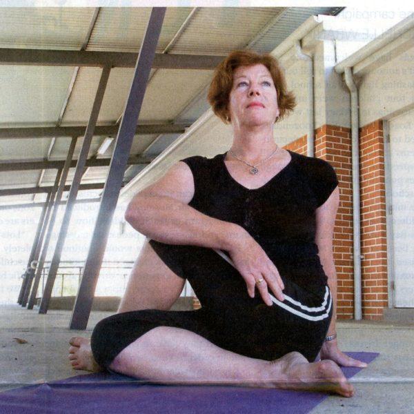 Connie – Yoga