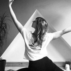 Vinyasa flow yoga in Chepstow