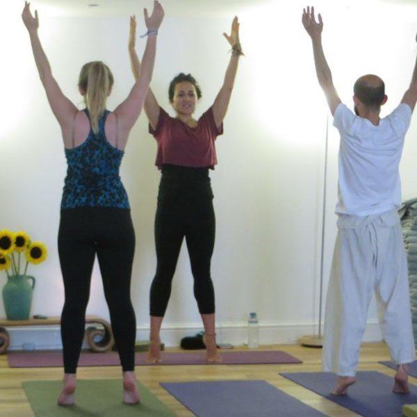 Smaller, quality yoga classes