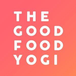 The Good Food Yogi logo