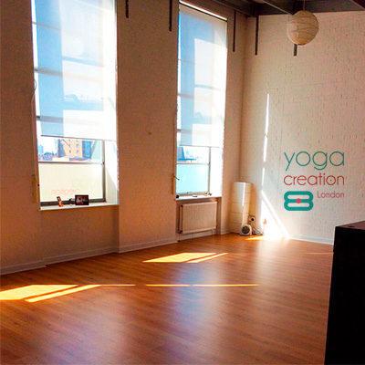 Yoga Creation London, E14