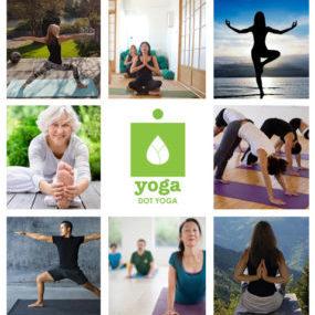 Yoga dot Yoga